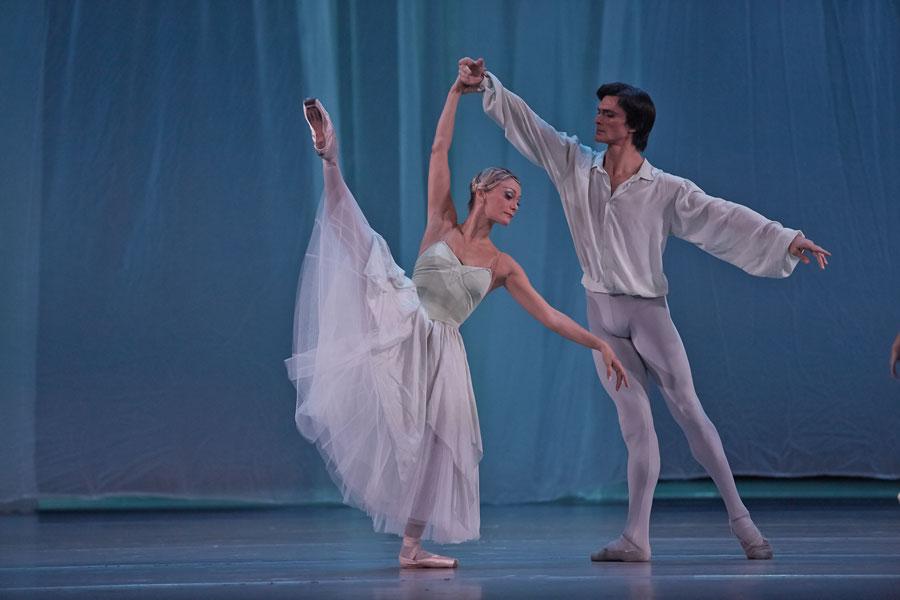 Статья И.В. Гинкевич «Весомые аргументы: 5 причин отдать ребенка в балет»